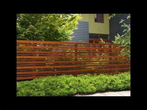 cercas madera para jardin