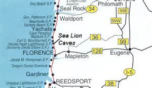 o is for oregon sea caves