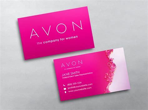 Avon Gift Card - avon business cards avon business card 10 thelayerfund com