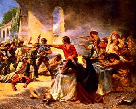 the battle of the alamo 1836 texas revolution the texas revolution
