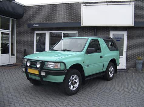Opel Frontera - Viquipèdia, l'enciclopèdia lliure M 2300 K