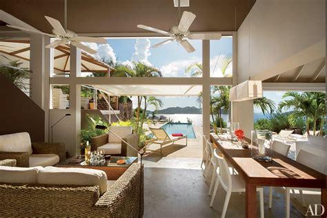 luxurious indoor outdoor rooms architectural digest