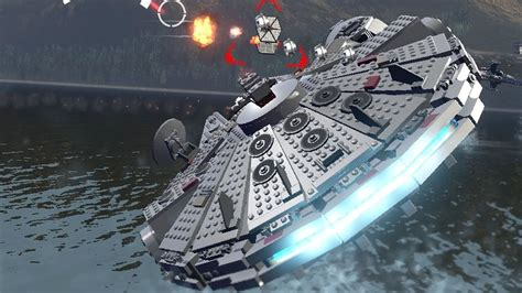 sw boat youtube lego star wars the force awakens all playable big ships