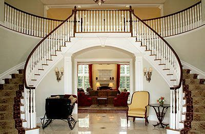 double sided staircase grand staircase beautiful