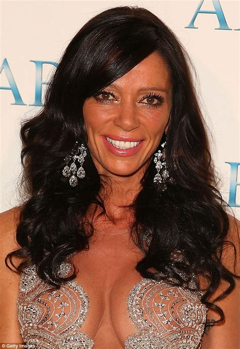 carlton gebbia looks old carlton gebbia attends cancer benefit in sheer dress