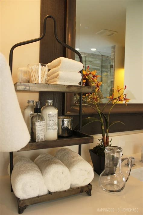 Spa Bathroom Decor by Best 25 Brown Bathroom Decor Ideas On Brown