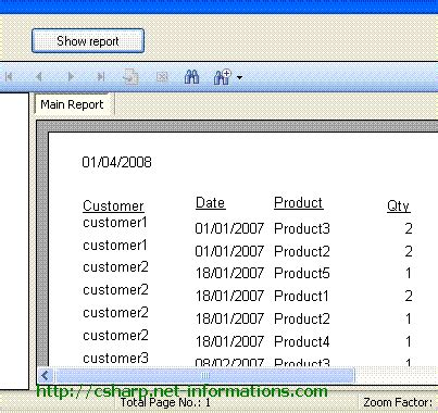 tutorial vb net report c crystal reports from multiple tables