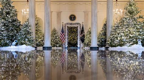 weihnachtsdekoration weisses haus 2017 weihnachtsdeko im hause so sieht das wei 223 e haus an