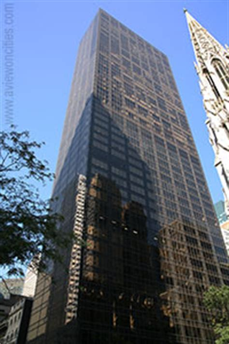 olympic tower new york building info