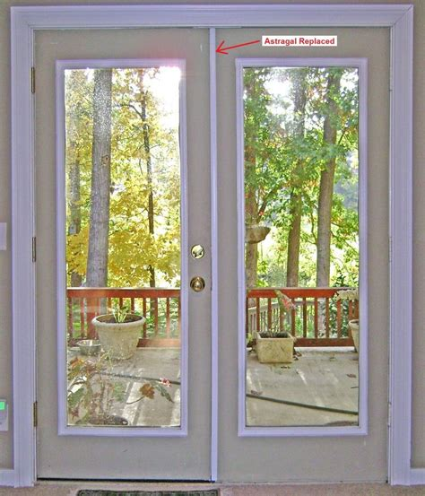 Replacement Patio Doors Patio Door Astragal Replacement Part 1 Products I Pinterest Patio