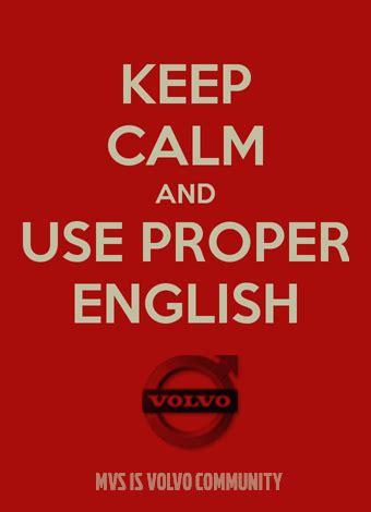 mvs posting standards correct english  text talk