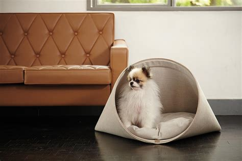 modern dog bed modern dog beds and accessories from howlpot dog milk