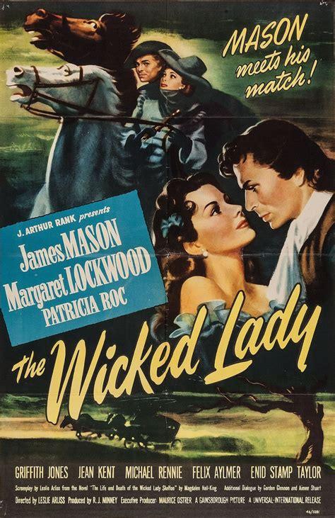 wicked imdb james mason movie actor the wicked lady 1945