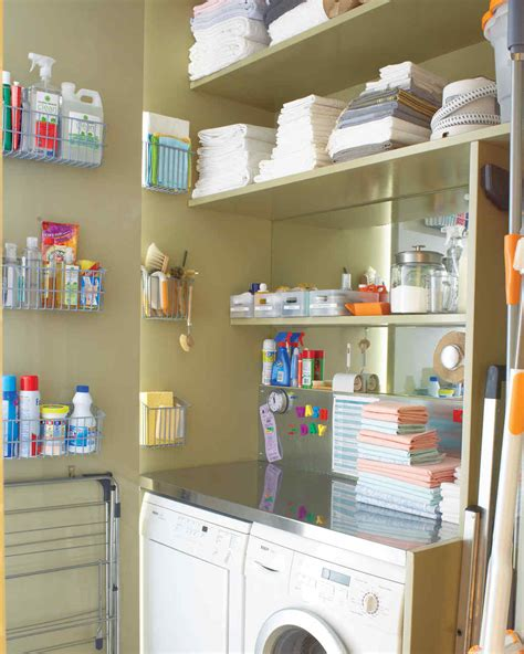 room organization ideas 12 essential laundry room organizing ideas martha stewart