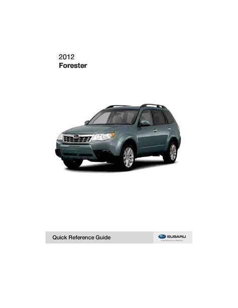 best auto repair manual 2012 subaru forester navigation system service manual pdf 2012 subaru forester electrical troubleshooting manual subaru forester