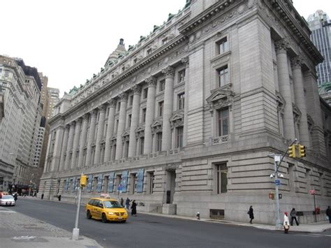 New York Customs House by United States Custom House New York City