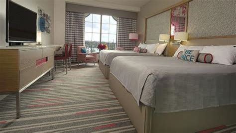 Hotels In Orlando With In Room by Rock Hotel At Universal Orlando Debuts Redesigned