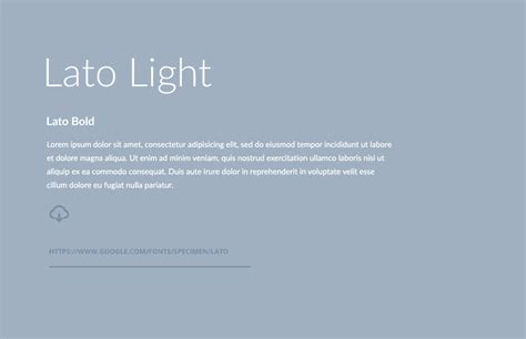 Lato Light by 10 Awesome Fonts To Use In Your Web Designs