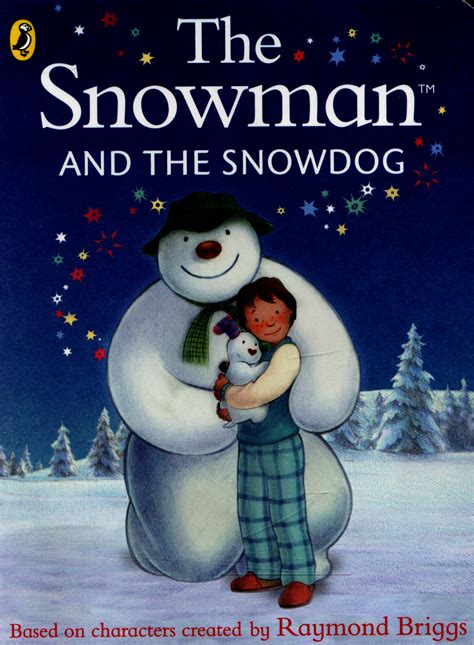 the snowman and the 0141362928 the snowman and the snowdog by briggs raymond 9780141362922 brownsbfs
