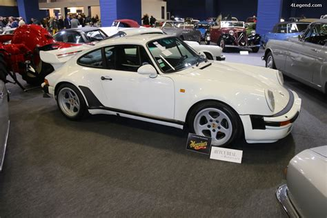 Porsche 911 Turbo Mobile by R 233 Tromobile 2017 Porsche 911 Turbo 3 4 Ruf Type 930 De
