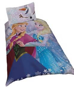 frozen duvet cover single disney frozen elsa and olaf duvet