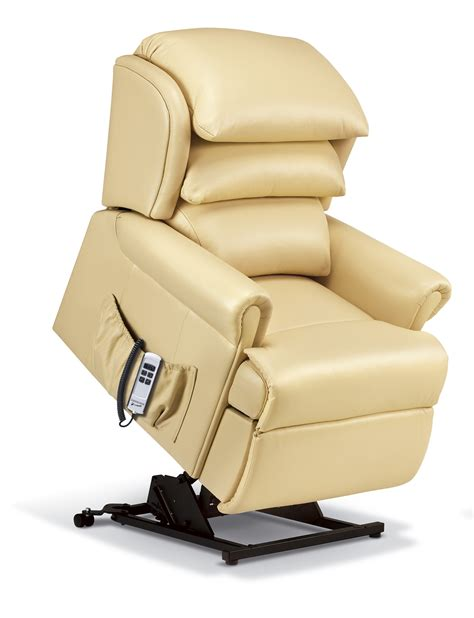 lift and rise recliners windsor petite leather lift rise recliner sherborne
