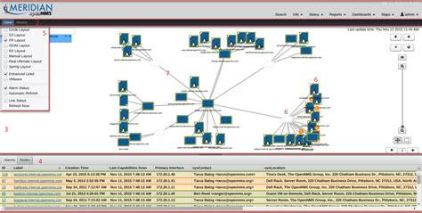 vaadin layout header topologymap opennms