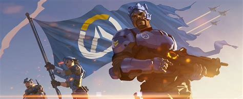overwatch gamespot blizzard announces brand new multiplayer shooter
