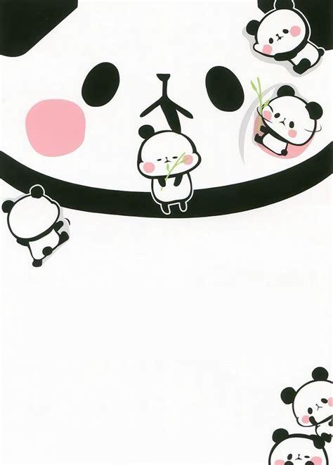 printable panda stationery my sugar bits offer free printable downloadable stationery