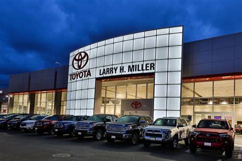 Toyota Dealership Spokane Larry H Miller Downtown Toyota Spokane Car Dealers