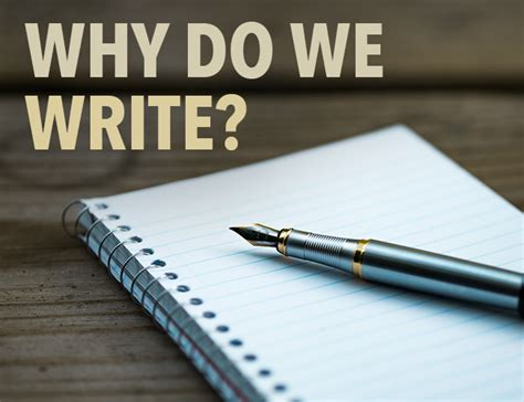why do we write the write practice