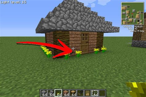 How To Make A Cottage by How To Build A Minecraft Cottage 13 Steps With Pictures