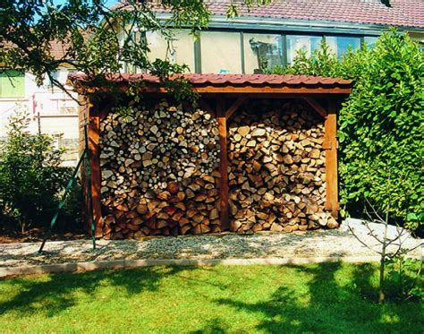 Construire Un Abris Pour Le Bois 4634 by Fabriquer Un B 251 Cher Pour Stocker Le Bois Tutoriel