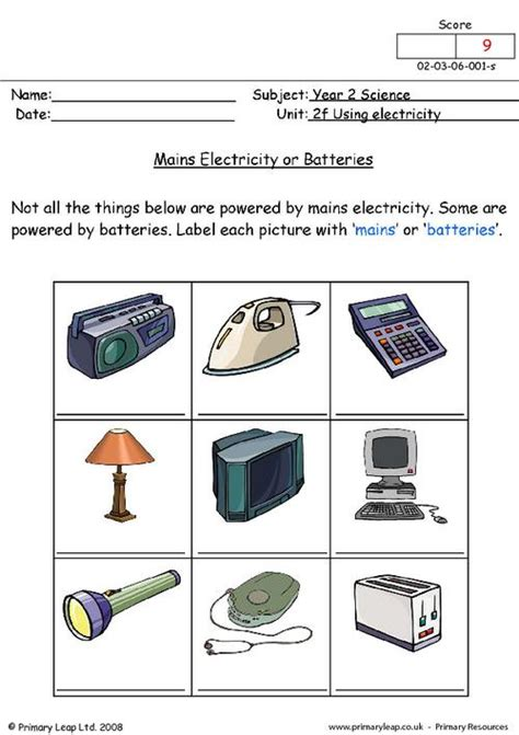 electrical circuits ks1 all worksheets 187 electricity ks1 worksheets printable