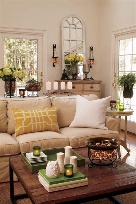 inspiring living room decorating ideas   year