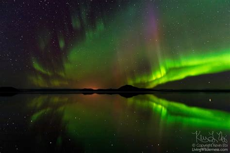 how are the northern lights formed northern lights over lake m 253 vatn iceland living