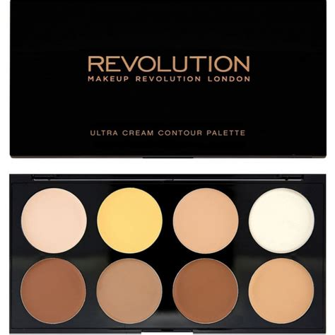 Makeup Revolution Contour Palette revolution makeup ultra contour palette 13 g 163 5 95