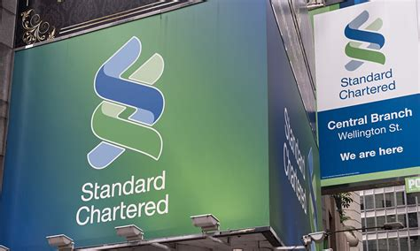 standard chartered bank board of standard chartered backs ceo and chairman