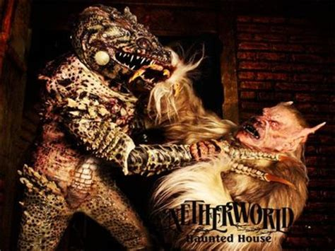 netherworld haunted house norcross ga top 10 haunted houses in the usa attractions of america