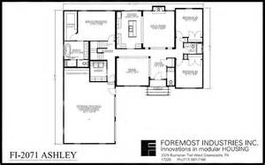 Foremost Homes Floor Plans by The New Fi 2071 Ashley Model Home Brought To You By
