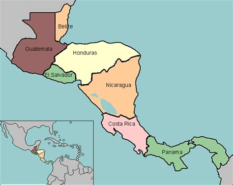 and central america map quiz central america range clipart clipground
