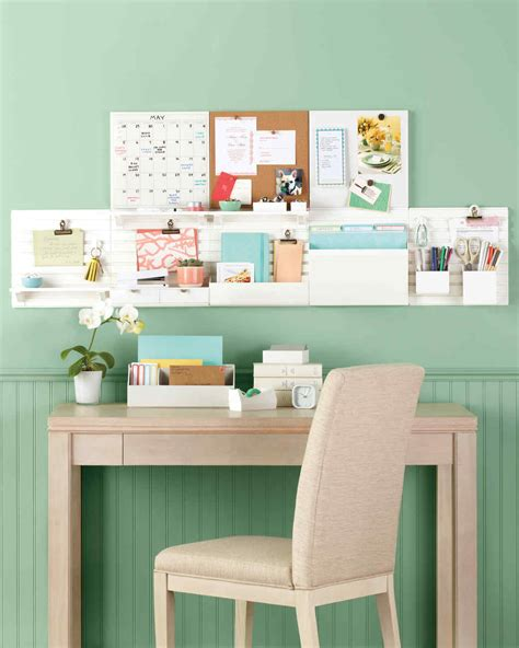 Martha Stewart Desk Organizers Get Organized Diy Tips Martha Stewart