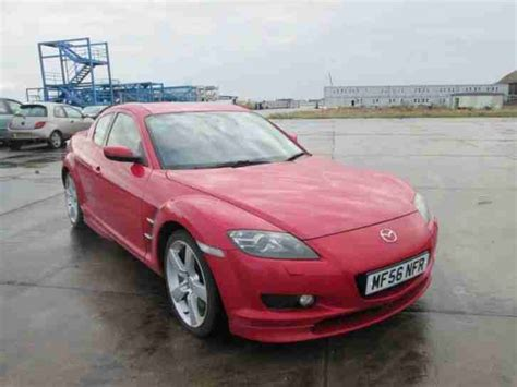 all car manuals free 2006 mazda rx 8 lane departure warning mazda rx8 231ps 2006 petrol manual in red car for sale