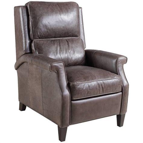 hooker leather recliner hooker furniture leather recliner chair in la pedrera