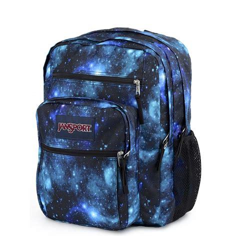 Tas Jansport Galaxy Original jansport big student backpack galaxy js00tdn731t at schoolbagstation