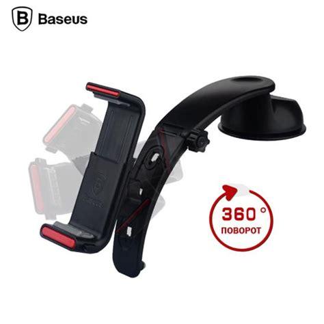 Baseus Car Mount Holder For Smartphone 3 5 6 Inch Berkualitas baseus zhang car mount holder for smartphone 3 5 6 inch