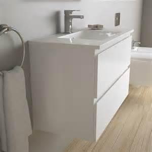 meuble salle de bain 80 cm faible profondeur plan
