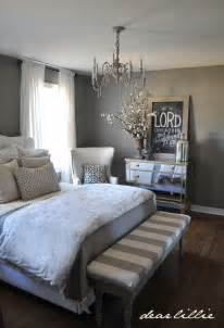 Grey white master bedroom decor it darling super cute bench house