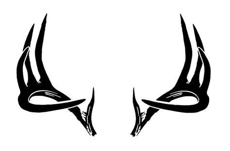 Deer Racks by Deer Rack Decal Www Pixshark Images Galleries With
