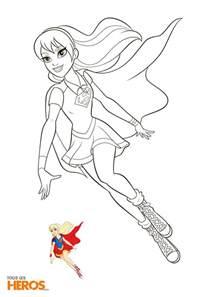 Coloriages Dc Super Hero Girls 224 Imprimer Gratuitement